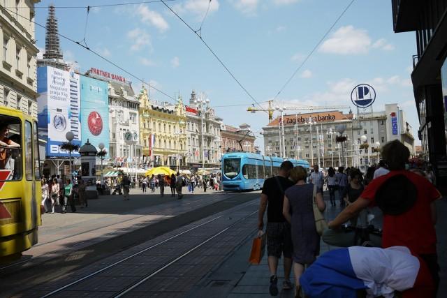 place Zagreb