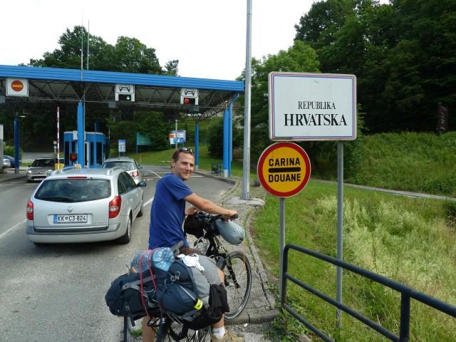 Alex - frontière croatie