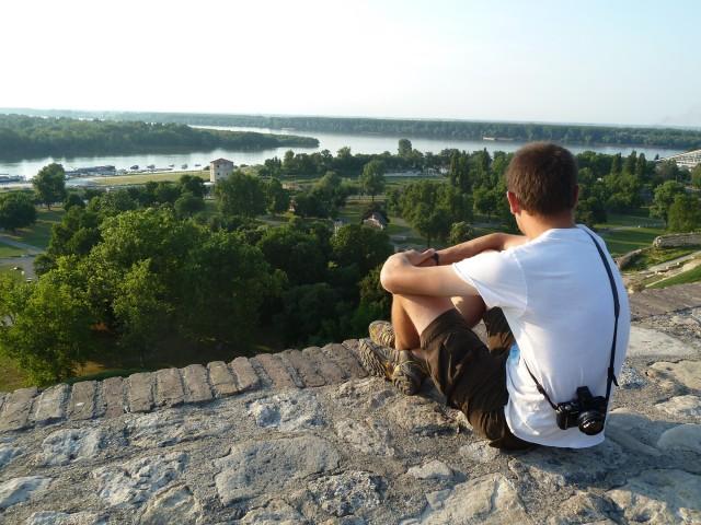Alex & le Danube
