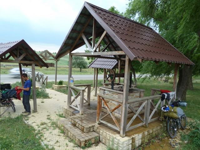 Puit en Moldavie