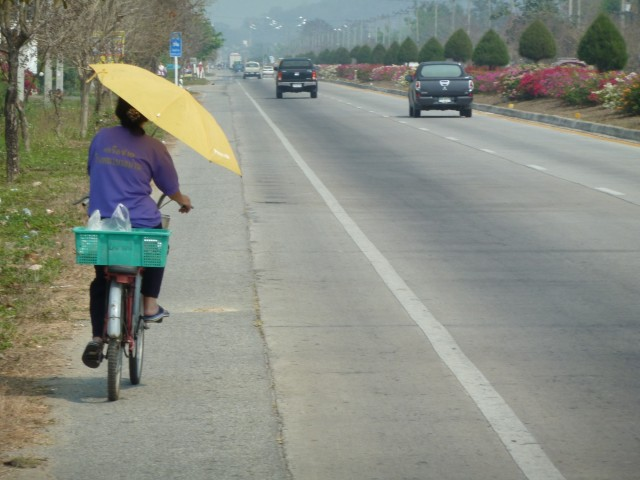 route chiang rai