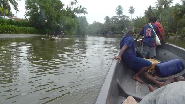Papouasie Nouvelle Guinée - Aitape