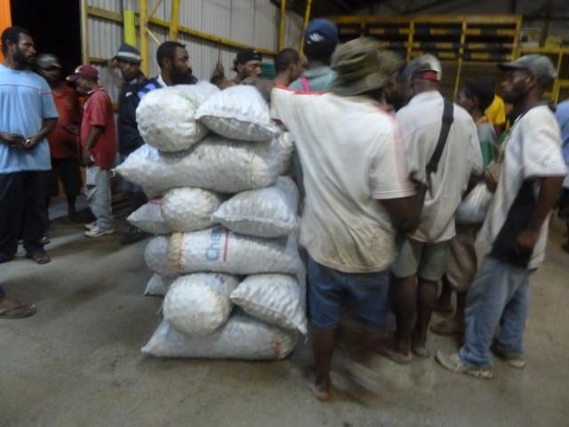 Papouasie Nouvelle Guinée - Betel nut