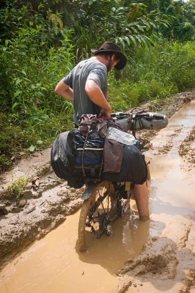 Vélo en Papouasie Nouvelle Guinée