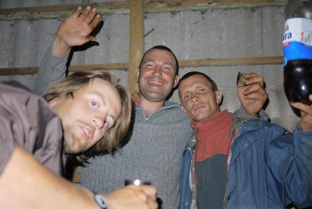 Les pêcheurs moldaves