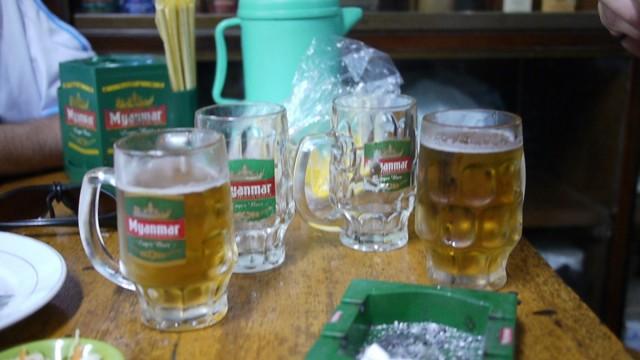 A boozer Rangoon